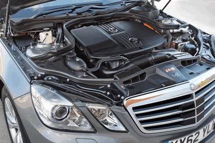 2012 Mercedes-Benz E300 Hybrid saloon 56