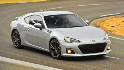 2013 Subaru BRZ - USA version 7