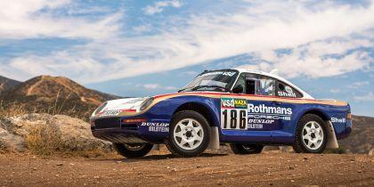 1986 Porsche 959 Paris-Dakar 1