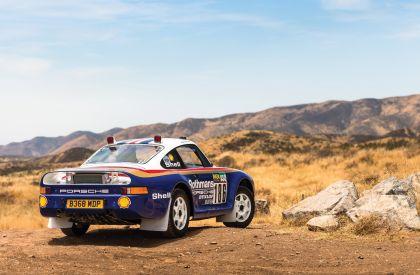 1986 Porsche 959 Paris-Dakar 3