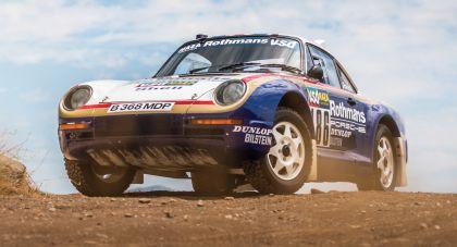 1986 Porsche 959 Paris-Dakar 5