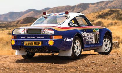 1986 Porsche 959 Paris-Dakar 6