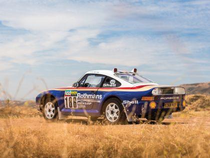 1986 Porsche 959 Paris-Dakar 7