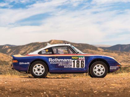 1986 Porsche 959 Paris-Dakar 8