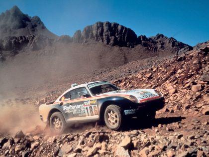 1986 Porsche 959 Paris-Dakar 11