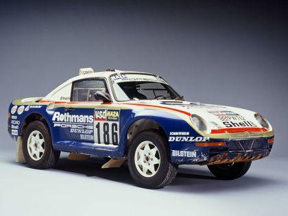 1986 Porsche 959 Paris-Dakar 13
