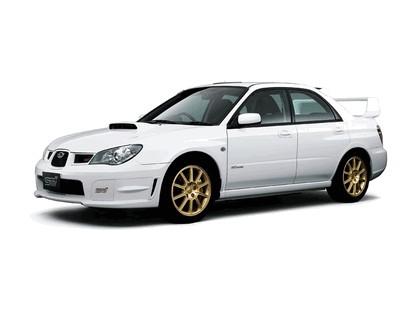 2006 Subaru Impreza WRX STi Spec-C japanese version 1