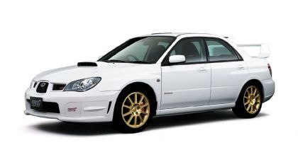 2006 Subaru Impreza WRX STi Spec-C japanese version 5