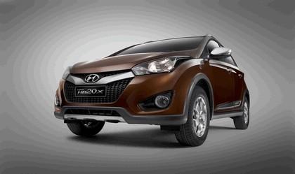2012 Hyundai HB20X 1