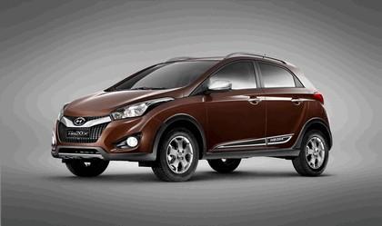 2012 Hyundai HB20X 2