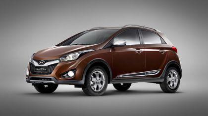 2012 Hyundai HB20X 9
