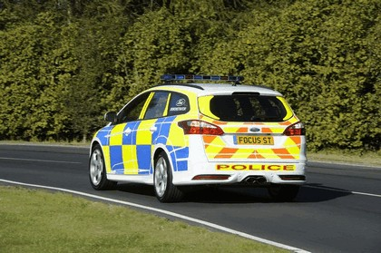 2012 Ford Focus ST wagon - UK Police car 3