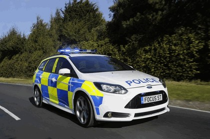 2012 Ford Focus ST wagon - UK Police car 5