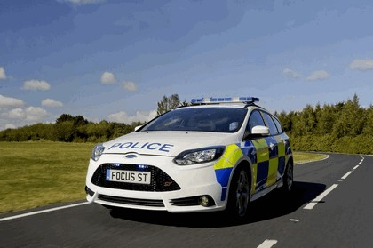 2012 Ford Focus ST wagon - UK Police car 6