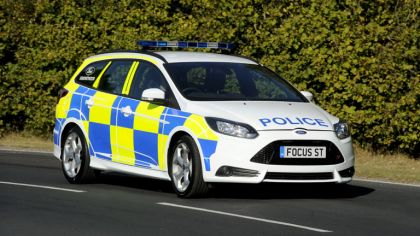 2012 Ford Focus ST wagon - UK Police car 8