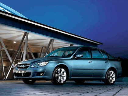 2006 Subaru Legacy 2.0R european version 1