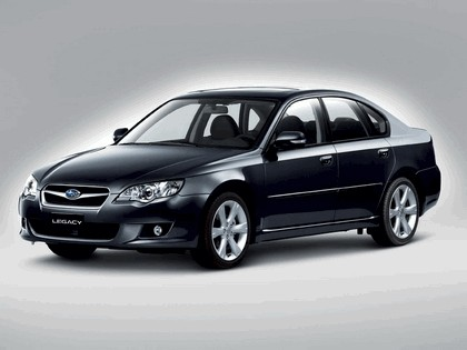 2006 Subaru Legacy 2.0R european version 2