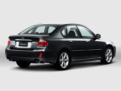 2006 Subaru Legacy 2.0R european version 3