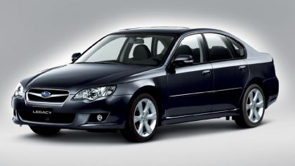 2006 Subaru Legacy 2.0R european version 5