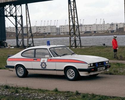 1983 Ford Capri 2.8i - Police car 1