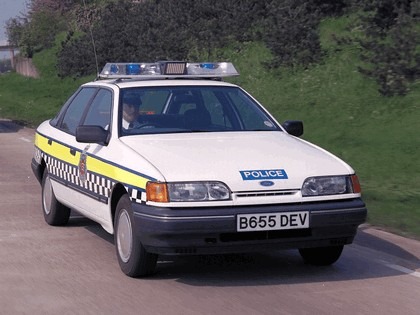 1990 Ford Granada Cosworth - Police car 1