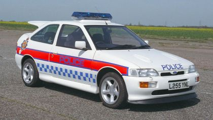 1992 Ford Escort Cosworth - Police car 5
