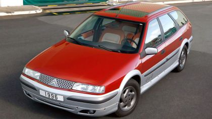 1996 Citroen Xantia Break 4x4 Buffalo prototype 3