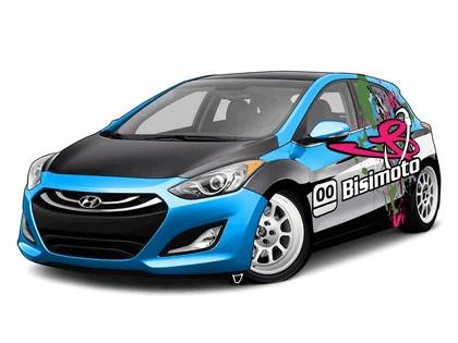 2012 Hyundai Elantra GT by Bisimoto 1
