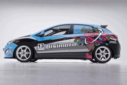 2012 Hyundai Elantra GT by Bisimoto 5
