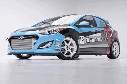 2012 Hyundai Elantra GT by Bisimoto 11