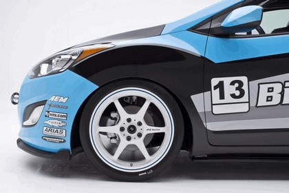 2012 Hyundai Elantra GT by Bisimoto 13