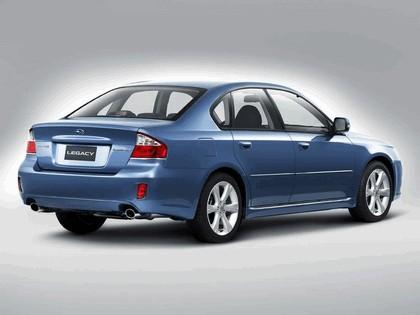 2006 Subaru Legacy 3.0R european version 3