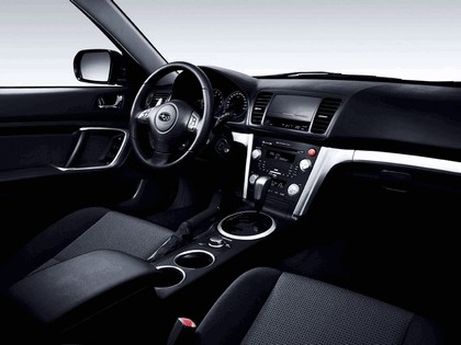 2006 Subaru Legacy 3.0R european version 4