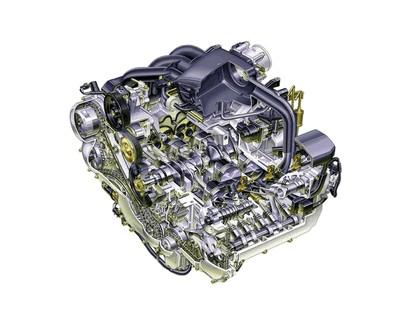 2006 Subaru Legacy 3.0R european version 11