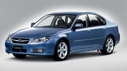 2006 Subaru Legacy 3.0R european version 4