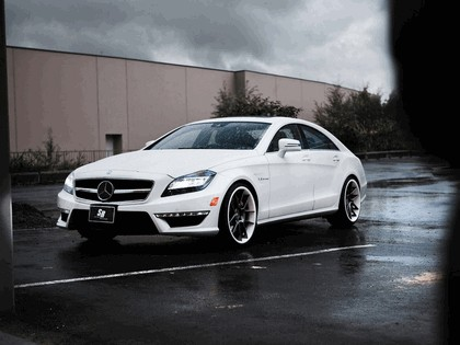 2012 Mercedes-Benz CLS63 ( C218 ) AMG by SR Auto Group 1
