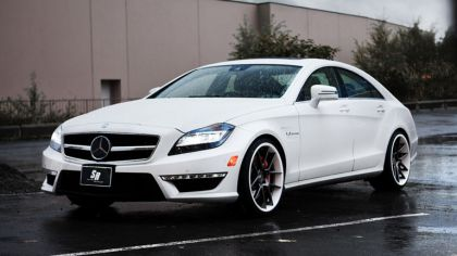 2012 Mercedes-Benz CLS63 ( C218 ) AMG by SR Auto Group 6