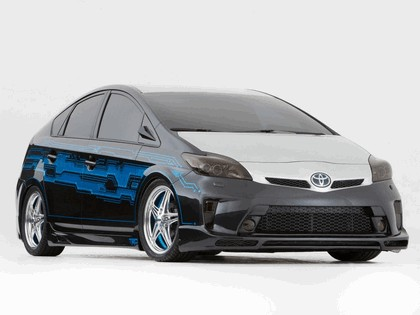 2012 Toyota Prius Tekked Out by Clint Bowyer Team 1