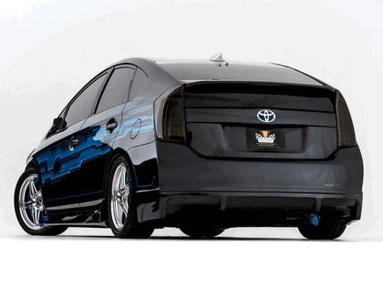 2012 Toyota Prius Tekked Out by Clint Bowyer Team 3