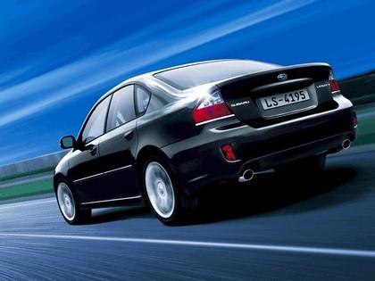 2006 Subaru Legacy 3.0R Spec-B european version 1