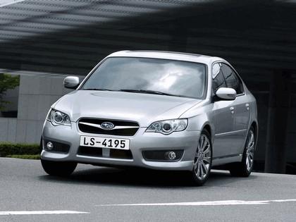 2006 Subaru Legacy 3.0R Spec-B european version 2