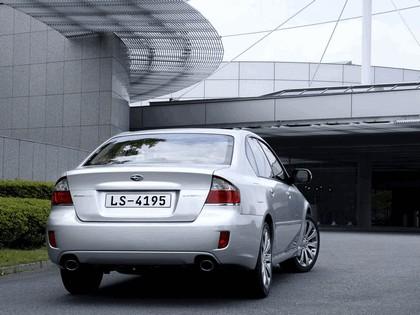 2006 Subaru Legacy 3.0R Spec-B european version 6