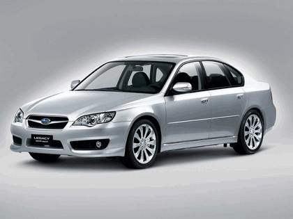 2006 Subaru Legacy 3.0R Spec-B european version 7