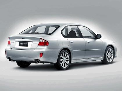 2006 Subaru Legacy 3.0R Spec-B european version 8
