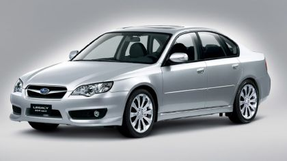 2006 Subaru Legacy 3.0R Spec-B european version 6