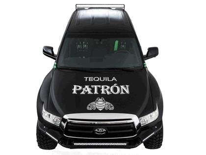 2012 Toyota Tundra Pre Runner by Alexis DeJoria Team 5