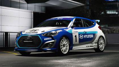 2012 Hyundai Veloster race car 5