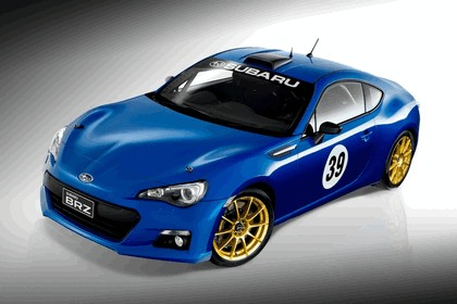 2012 Subaru BRZ Project Car by Possum Bourne Motorsport 1
