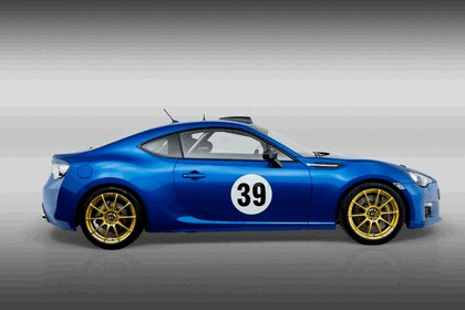 2012 Subaru BRZ Project Car by Possum Bourne Motorsport 2