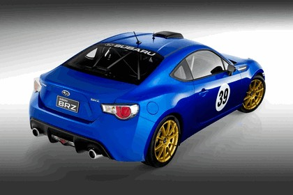 2012 Subaru BRZ Project Car by Possum Bourne Motorsport 3